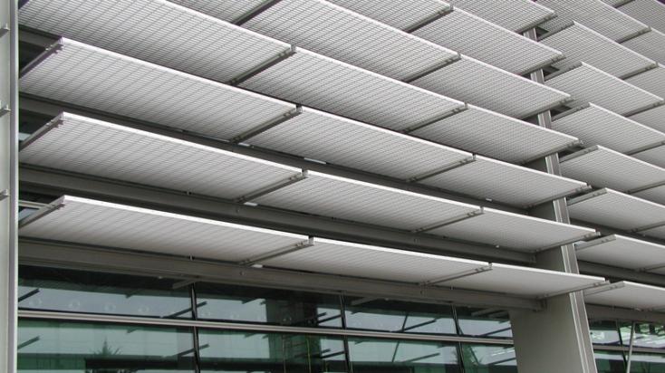 Perfekter Sonnenschutz. Moderne Dekoration. Energieeffizienz.
