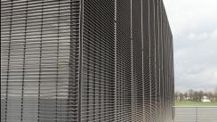 Fassadengitterroste in der Anwendung
